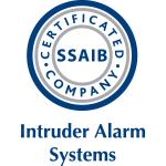 SSAIB intruder alarm