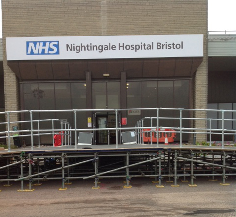 NHS Nightingale Bristol