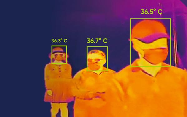 Temperature Screening & Monitoring Solutions