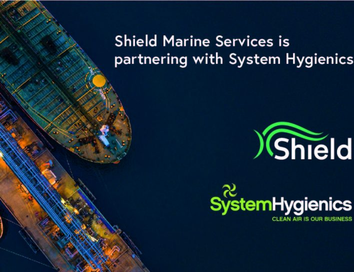 Everything will be 'ship shape' as Shield Marine Services partner with System Hygienics