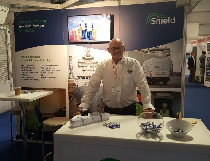 Dave Pearce, Shield Marine Director announces retirement